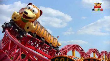 Walt Disney World TV Spot, 'ABC: Toy Story Land: Slinky Dog Dash' - Thumbnail 5