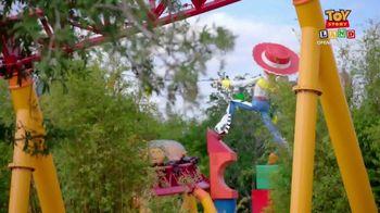 Walt Disney World TV Spot, 'ABC: Toy Story Land: Slinky Dog Dash' - Thumbnail 7