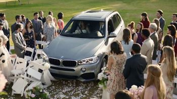 BMW Certified Pre-Owned Sales Event TV Spot, 'Wedding' [T2] - Thumbnail 4