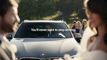 BMW Certified Pre-Owned Sales Event TV Spot, 'Wedding' [T2] - Thumbnail 7