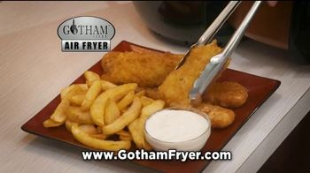 Gotham Steel Air Fryer TV Spot, 'A Healthier Way'
