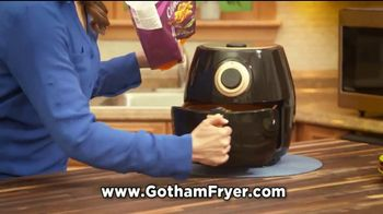 Gotham Steel Air Fryer TV Spot, \'A Healthier Way\'