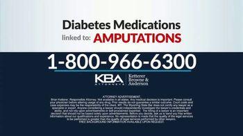KBA Attorneys TV Spot, 'Type 2 Diabetes Amputations' - Thumbnail 4