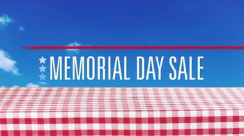 Shopko Memorial Day Sale TV Spot, 'Plants and Sodas'