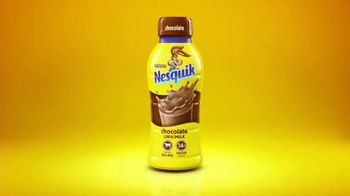 Nesquik Protein Plus TV Spot, 'What Do You See?' - Thumbnail 1