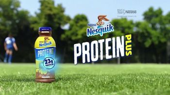 Nesquik Protein Plus TV Spot, 'What Do You See?' - Thumbnail 9