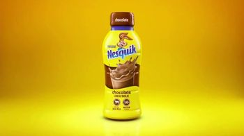 Nesquik Protein Plus TV Spot, 'What Do You See?'