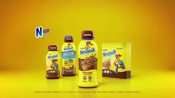 Nesquik Protein Plus TV Spot, 'What Do You See?' - Thumbnail 6