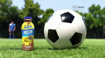 Nesquik Protein Plus TV Spot, 'What Do You See?' - Thumbnail 7