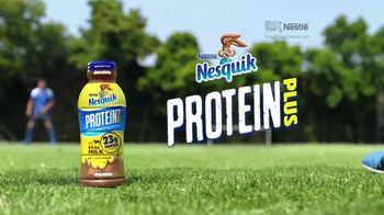 Nesquik Protein Plus TV Spot, \'What Do You See?\'