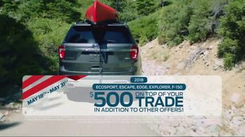 Ford Memorial Day Sales Event TV Spot, 'Savings on Savings' [T2] - Thumbnail 3