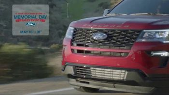 Ford Memorial Day Sales Event TV Spot, 'Savings on Savings' [T2] - Thumbnail 6