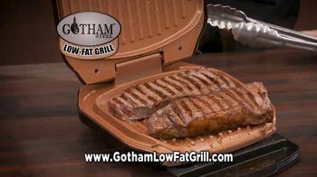 Gotham Steel Low-Fat Grill TV Spot, 'New Indoor Grill' - Thumbnail 2