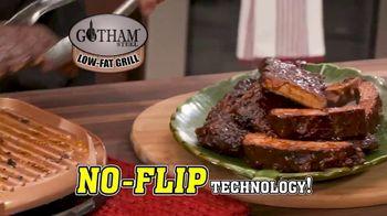 Gotham Steel Low-Fat Grill TV Spot, 'New Indoor Grill' - Thumbnail 3