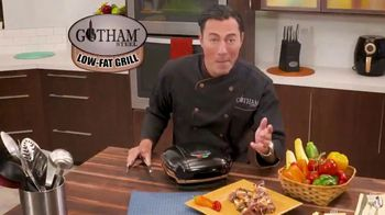 Gotham Steel Low-Fat Grill TV Spot, 'New Indoor Grill' - Thumbnail 7