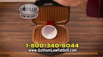 Gotham Steel Low-Fat Grill TV Spot, 'New Indoor Grill' - Thumbnail 9