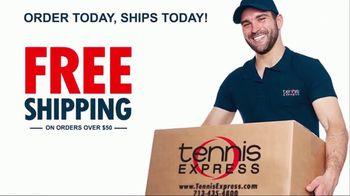 Tennis Express TV Spot, 'Limited Edition Shirts' - Thumbnail 7