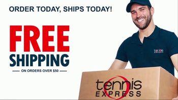 Tennis Express TV Spot, 'Limited Edition Shirts' - Thumbnail 8