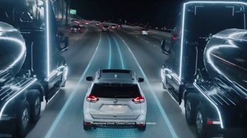 2018 Nissan Rogue TV Spot, 'Solo: Straight Down the Center' [T1] - Thumbnail 7