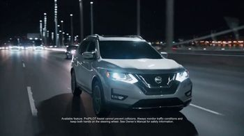 2018 Nissan Rogue TV Spot, 'Solo: Straight Down the Center' [T1] - Thumbnail 8