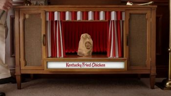 KFC $5 Fill Ups TV Spot, 'A Real Meal' - Thumbnail 1