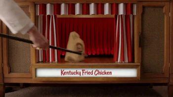 KFC $5 Fill Ups TV Spot, 'A Real Meal' - Thumbnail 2
