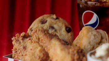 KFC $5 Fill Ups TV Spot, 'A Real Meal' - Thumbnail 4