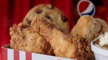 KFC $5 Fill Ups TV Spot, 'A Real Meal' - Thumbnail 5