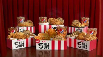 KFC $5 Fill Ups TV Spot, 'A Real Meal' - Thumbnail 7