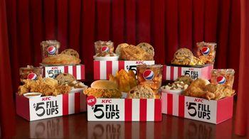 KFC $5 Fill Ups TV Spot, 'A Real Meal' - Thumbnail 8