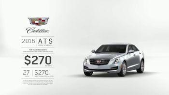 2018 Cadillac ATS TV Spot, 'You Can Build a Cadillac' [T2] - Thumbnail 9