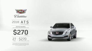 2018 Cadillac ATS TV Spot, 'You Can Build a Cadillac' [T2] - Thumbnail 7