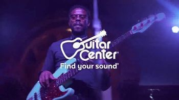 Guitar Center TV Spot, 'Memorial Day: Streamliner' Feat. Adrian Younge - Thumbnail 9