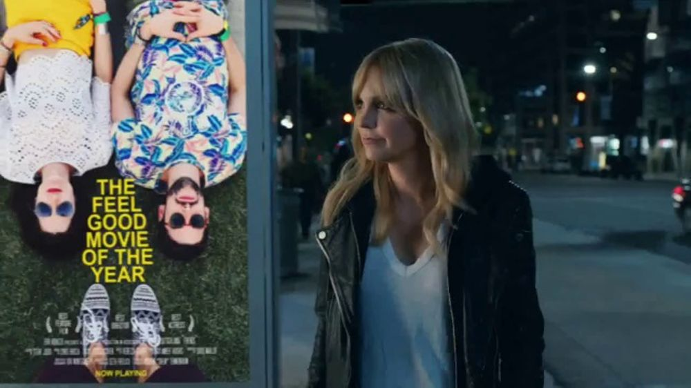 Atom Tickets TV Commercial, 'Anna Faris Goes to the Movies' - Video