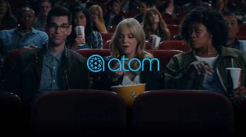 Atom Tickets TV Spot, 'Anna Faris Goes to the Movies' - Thumbnail 10