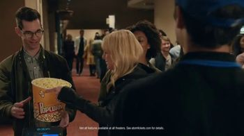 Atom Tickets TV Spot, 'Anna Faris Goes to the Movies' - Thumbnail 7
