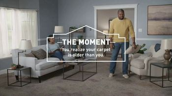 Lowe's Memorial Day Savings TV Spot, 'The Moment: Old Carpet: Pergo'