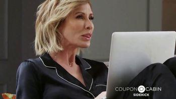 CouponCabin.com Sidekick TV Spot, 'Favorite Sidekick' Ft. Tinsley Mortimer - Thumbnail 3