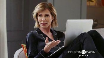 CouponCabin.com Sidekick TV Spot, 'Favorite Sidekick' Ft. Tinsley Mortimer - Thumbnail 4