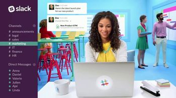 Slack TV Spot, 'The Collaboration Hub for Work' - Thumbnail 4