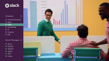 Slack TV Spot, 'The Collaboration Hub for Work' - Thumbnail 9