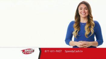 Speedy Cash TV Spot, 'Cash for Your Car' - Thumbnail 1