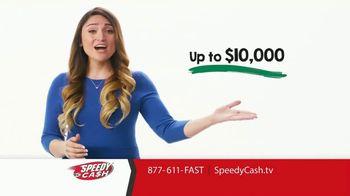 Speedy Cash TV Spot, 'Cash for Your Car' - Thumbnail 3