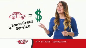 Speedy Cash TV Spot, 'Cash for Your Car' - Thumbnail 5