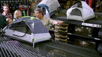 Cabela's Go Outdoors Event and Sale TV Spot, 'Hikers & Tents' - Thumbnail 5