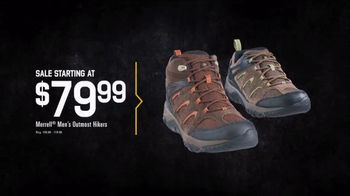 Cabela's Go Outdoors Event and Sale TV Spot, 'Hikers & Tents' - Thumbnail 8