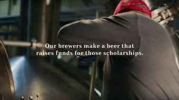 Budweiser Freedom Reserve TV Spot, 'Folds of Honor: Service Never Stops' - Thumbnail 1