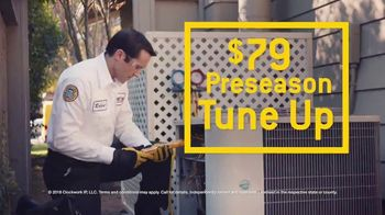 One Hour Heating & Air Conditioning Preseason Tune Up TV Spot, 'Fast Quote'
