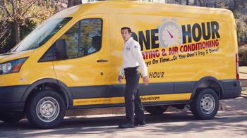 One Hour Heating & Air Conditioning Preseason Tune Up TV Spot, 'Fast Quote' - Thumbnail 1