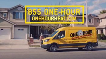 One Hour Heating & Air Conditioning Preseason Tune Up TV Spot, 'Fast Quote' - Thumbnail 4